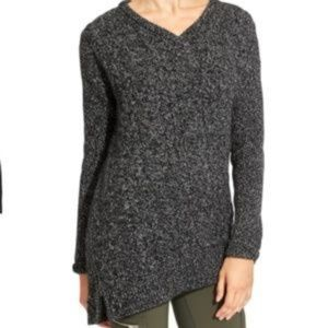 Athleta Northern Lights Tunic Sweater Cashmere